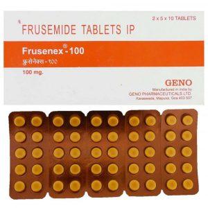 フルセネックス100(フロセミド)100mg